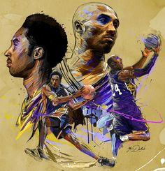 Kobe Bryant Art