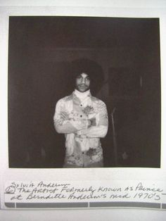 Warner Brother, Mid 1970, Classic Prince, Andre Cymon, Royals Purple, Bernadette Anderson, Rare Photos, Cymon Mothers, Living 2Cthdawn