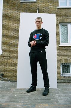 Iconic heritage sportswear brand CHAMPION have teamed up with leading British youth culture magazine, LAW for their AW/15 UK campaign entitled; 'Absent Without Leave'. The campaign was photographed against signature white backdrops on and around the streets of London, by photographer Bafic.