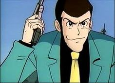 ルパン三世 壁紙  LUPIN the Third Wallparer