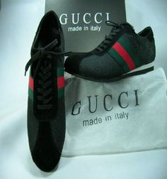Gucci for men  | Fashion World: Gucci Shoes