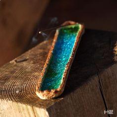 Stojánek na vonné tyčinky Šamotovo - skleněný stojánek na vonnou tyčinku... Cuff Bracelets, Rings For Men, Jewelry, Men Rings, Jewlery, Jewerly, Schmuck, Jewels, Jewelery