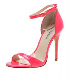 Windsor Smith pink heels at Style Tread