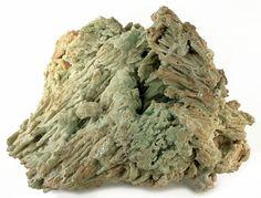 ~ columnar Wavellite - Siglo Veinte Mine, Llallagua, Bustillos Province, Potosí Department, Bolivia ex. Philadelphia Academy of Natural Sciences