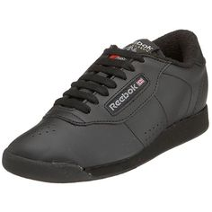 $49.95-$49.95 Reebok Women's Princess Aerobics Shoe, Black, 9.5 M - The Reebok Classic Leather features a stylish and sleek design with subtle colors for a shoe that can be worn just about anywhere, from a walk in the park to walking to work. http://www.amazon.com/dp/B000AP3BJW/?tag=icypnt-20