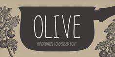 Olive - Webfont & Desktop font « MyFonts