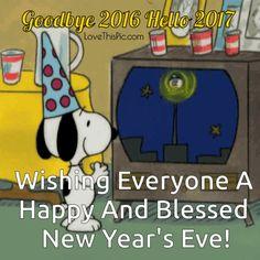 Goodbye 2016 Hello 2017 Wishing Everyone A Happy New Year