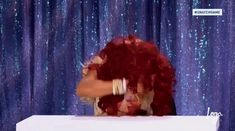 New trendy GIF/ Giphy. episode 2 rupauls drag race rupauls drag race all stars season 2 wig snatch wig off dewig snatch wig snatch wigs de-wigging. Let like/ repin/ follow @cutephonecases