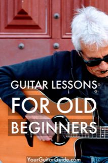 Guitar lessons for old beginners online look: is 23 to old to learn guitar. 40 & 50 to old & what are the Pro's & cons. Online courses for older beginners Guitar Songs For Beginners, Basic Guitar Lessons, Easy Guitar Songs, Guitar Tips, Music Guitar, Music Lessons, Playing Guitar, Learning Guitar, Guitar Strumming