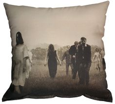 Sweet dreams: Horror movie pillows | Night of the Living Dead