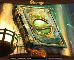 Moonga - Manuscript of Marnordir by moonga