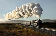 1wantchange:Corrour, Scotland