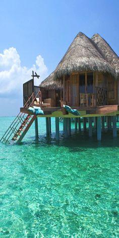 Coral islands, Maldives