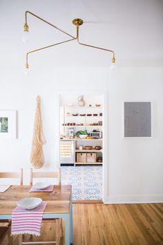 Tile + light fixture dreams.