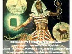 SAMAEL AUN WEOR *RESURRECTO, INMORTAL Y REENCARNADO 27/10/50/M/S/1