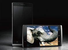 Oppo Find 5 Quad Core Smartphone announced