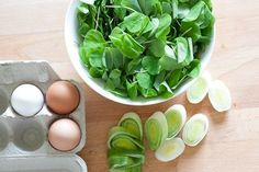 Market Recipe: Spring Quiche with Leeks and Sorrel — Recipes from The Kitchn | The Kitchn