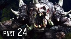 Middle Earth Shadow of Mordor Walkthrough Gameplay Part 24 - Great White...