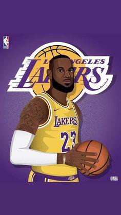 Lebron James Wallpapers, Nba Wallpapers, Lebron James Lakers, King Lebron, Magic Johnson, Basketball Art, La Lakers, Los Angeles Lakers, Boston Celtics
