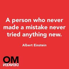 Via @omdenken: Over leren en innovatie gesproken
