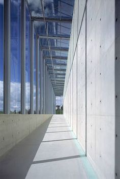 Langen Foundation, Hombroich Island, Neuss, Germany by Tadao Ando Architect
