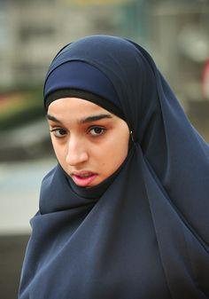 True Hijab | Syar'i | I love this hijab style