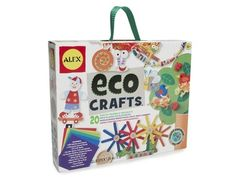 eco crafts kit from Alex Toys