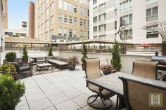 Private Williamsburg Terrace ... This mint and spacious split two bedroom, two bathroom apartment features 10'4 ceilings, modern finishes, and a huge private terrace measuring over 600sf. The Brooklyn apartment also comes with its own deeded indoor parking space and a large storage unit. Learn more at http://www.halstead.com/sale/ny/brooklyn/williamsburg/125-north-10th-street/condo/8801240