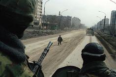 Chechnya wars 1995-2000 - Eric Bouvet