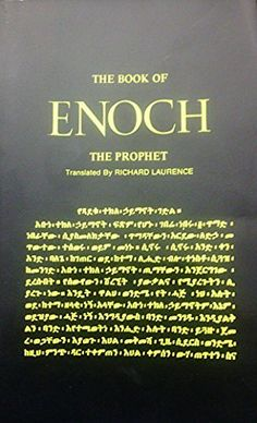The Book of Enoch the Prophet by Richard Laurence, http://www.amazon.com/dp/B0083X4AZM/ref=cm_sw_r_pi_dp_ECSoub0F8QANF