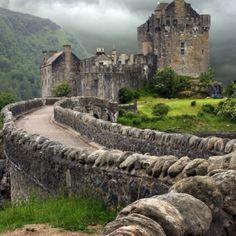 Hadrian's Wall / Northumberland Nat'l Park, Scotland