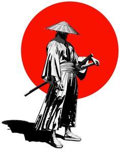 ArtStation - Samurai San , sanjay singh Source by piakuuririutta. Ninja Kunst, Arte Ninja, Ninja Art, Japanese Artwork, Japanese Tattoo Art, Japanese Tattoo Designs, Japanese Art Samurai, Japanese Warrior Tattoo, Japanese Prints