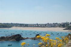 Saint-Lunaire © CDT 35 Week End Nature, Brittany France, Station Balnéaire, Voyage Europe, Mont Saint Michel, Authentique, Around The Worlds, Victoria, River