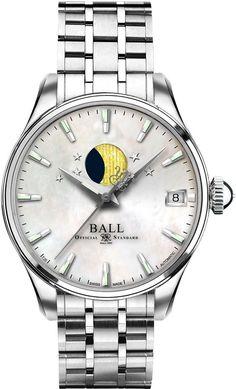 Ball Watch Company Trainmaster Moon Phase