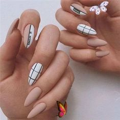 nailart Chic Summer Matte Acrylic Nails Designs To Copy - Nails    #Acrylic #chic #Copy #Designs #Matte #Nails #Summer<br> Rose Nail Art, Pink Nail Art, Pink Nails, Gel Nails, Matte Acrylic Nails, Summer Acrylic Nails, Summer Nails, Minimal Makeup Look, Bride Nails