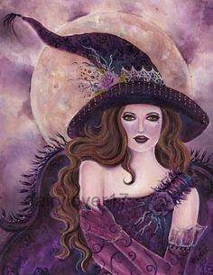 Bronwyn Fantasy Witch by Fairylover17.deviantart.com on @deviantART