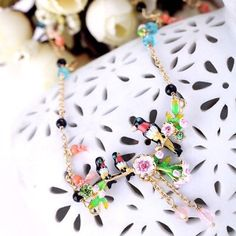Coming soon birds in full bloom necklace Beautiful detailed necklace with birds perched on a blooming branch. Looks beautiful with all your j crew and anthropologie. Price will be $70 when it arrives Jewelry Necklaces