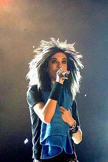 Dean and Dan Caten /Their designs have been worn by Britney Spears,[8] Madonna,[2] Tokio Hotel's lead singer Bill Kaulitz, Justin Timberlake, Ricky Martin, Nicolas Cage, and Lenny Kravitz / Bill Kaulitz performing in Moscow,Russia,on September 27th,2007