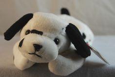 Amazon.com  Ty Beanie Babies - Dotty the Dalmatian Dog  Toys   Games 24b98718b2ad