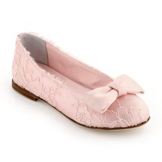 Light pink satin upper covered with lace. Insoles and lining made of satin. Leather patch at the heel. Leather soles (made in Italy). Bows at the shoe tips. - $208,96