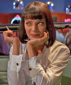 1000+ images about Pulp Fiction on Pinterest  Pulp Fiction, Mia Wallace and ...