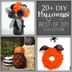 Best Halloween DIY Decor Projects @savedbyloves