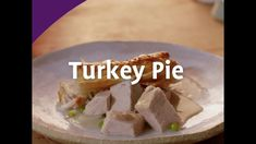 safefood turkey pie recipe. Healthy recipe from safefood. All our recipes are nutritionally analysed by our team of experts.  #Turkey #Christmas #Thanksgiving #Pie #Leftovers #Dinner #Healthy #HowTo