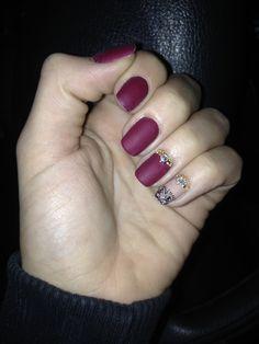 ❤️ my nails ..