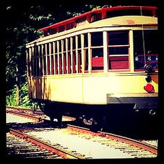 Old Minneapolis streetcar