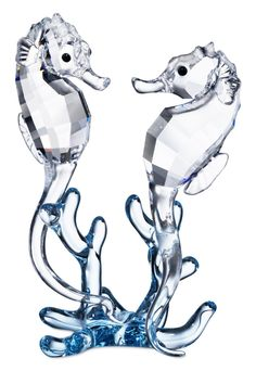 SWAROVSKI SEAHORSES 885589 | Duty Free Crystal