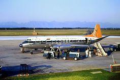 Vickers Viscount 1969. | Flickr - Photo Sharing!