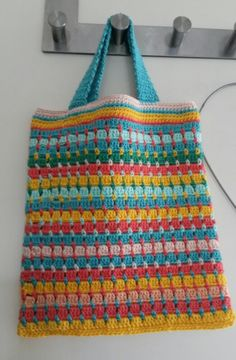 Canta Crochet Market Bag, Crochet Tote, Crochet Purses, Crochet Stitches, Knit Crochet, Crochet Woman, Love Crochet, Easy Crochet, Crochet Beach Dress