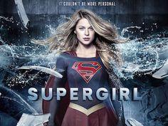 Supergirl tv show photo