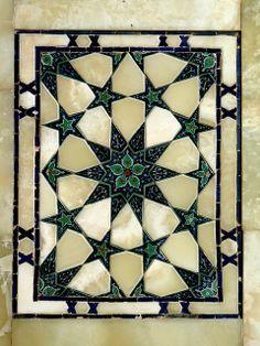 islamic pattern marble floor - Google Search